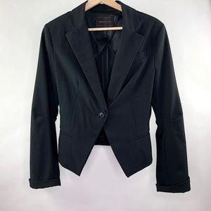BCBGMAXAZRIA Black Blazer Jacket Small